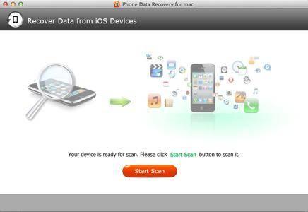 UltData (iPhone Data Recovery) 7.6.0.0 Mac OS X