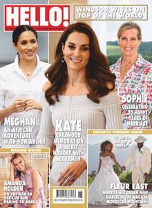 Hello! Magazine UK - 01 July 2019