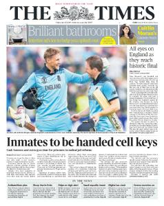 The Times - 12 July 2019