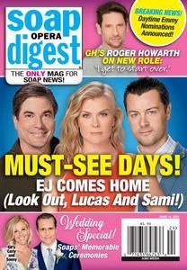 Soap Opera Digest - June 14, 2021