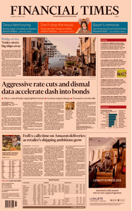Financial Times Europe – 08 August 2019