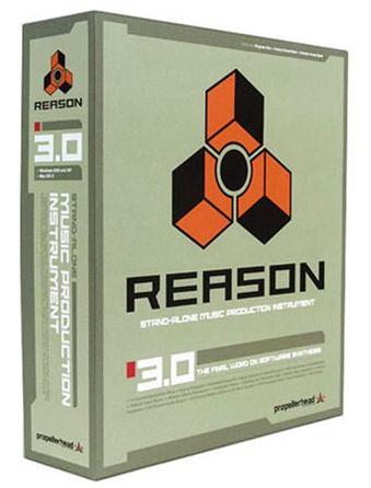 Reason v3.0.4 Complete ISO 3CD