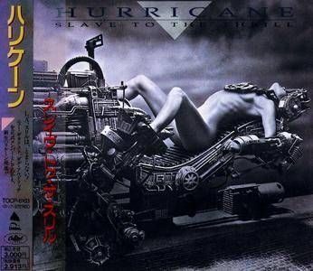 Hurricane - Slave To The Thrill (1990) [Japan 1st Press]