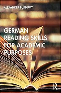 German Reading Skills for Academic Purposes