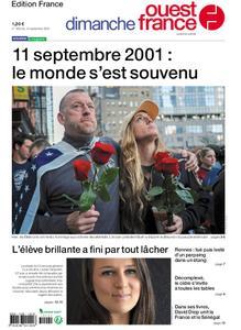 Ouest-France Édition France – 12 septembre 2021