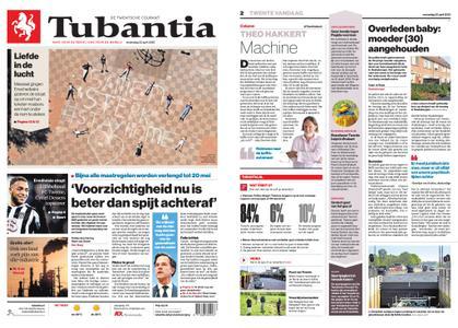 Tubantia - Enschede – 22 april 2020