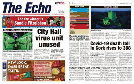 Evening Echo – March 13, 2021