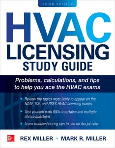 HVAC Licensing Study Guide, 3rd Edition