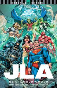 JLA-New World Order DC Essential Edition 2019 digital Son of Ultron