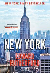 «New York» by Edward Rutherfurd