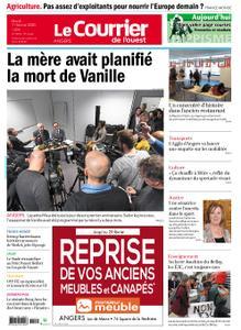Le Courrier de l'Ouest Angers – 11 février 2020