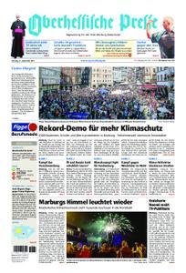 Oberhessische Presse Marburg/Ostkreis - 21. September 2019