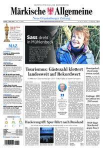 Neue Oranienburger Zeitung - 02. März 2018