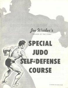Special Judo Self-Defense Course (Repost)