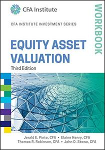 Equity Asset Valuation Workbook, 3rd Edition