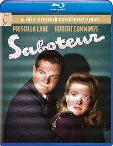 Alfred Hitchcock: The Masterpiece Collection. Saboteur (1942)