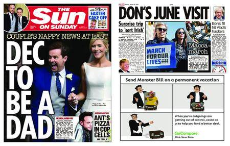 The Sun UK – 25 March 2018