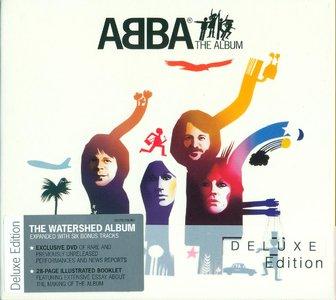 ABBA - The Album (1977) {2007 Remastered, CD+DVD, Deluxe Edition, Polar, 060251731763}