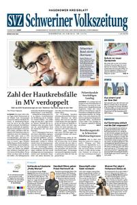 Schweriner Volkszeitung Hagenower Kreisblatt - 20. Juni 2019