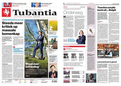 Tubantia - Enschede – 13 april 2019