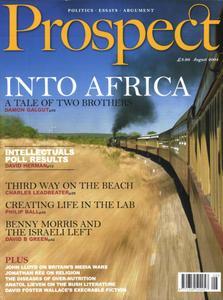 Prospect Magazine - August 2004