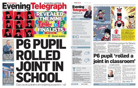 Evening Telegraph First Edition – December 04, 2018