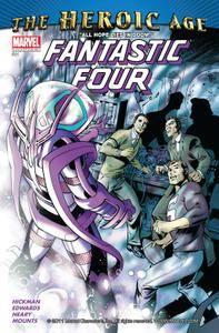 Fantastic Four 581 2010 digital