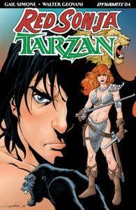 Red Sonja-Tarzan 004 2018 4 covers digital Son of Ultron