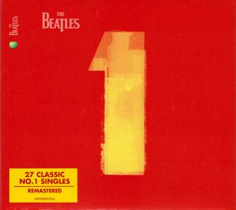The Beatles - 1 (2000) {2011, Remastered}