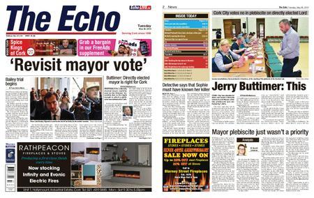 Evening Echo – May 28, 2019