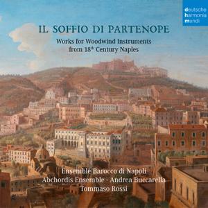 Ensemble Barocco di Napoli & Abchordis Ensemble - Il soffio di Partenope (2019) [Official Digital Download 24/96]