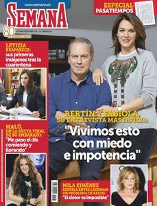 Semana España - 08 abril 2020