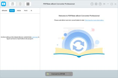 PDFMate eBook Converter Professional 1.0.4 Multilingual
