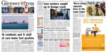 The Guernsey Press – 02 April 2020