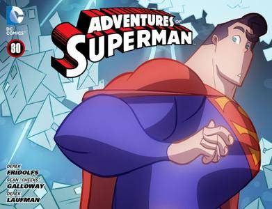 Adventures of Superman 030 2013 Digital