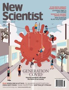 New Scientist - September 18, 2021