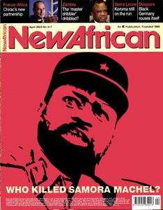 New African - April 2003