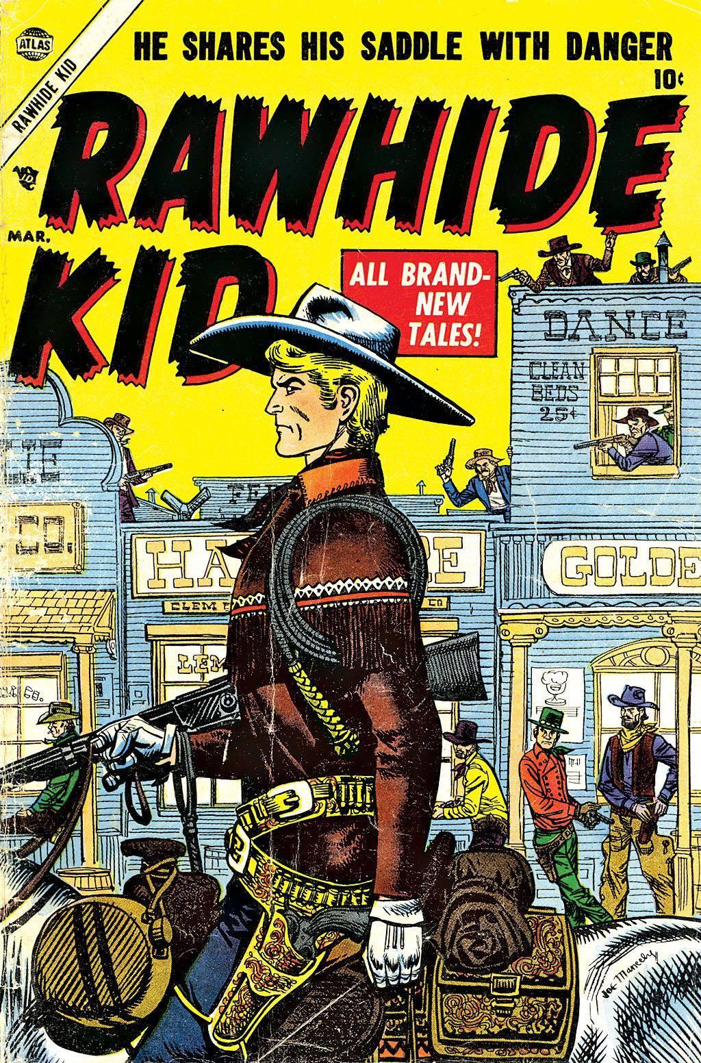 Rawhide Kid v1 001 1955