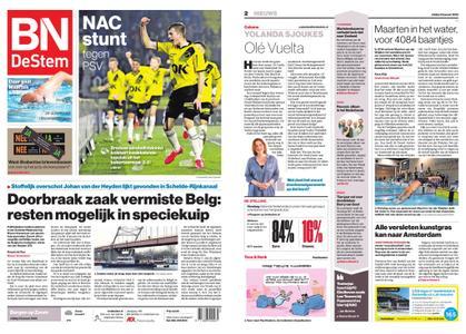 BN DeStem - Bergen op Zoom – 24 januari 2020