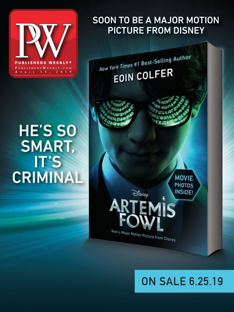 Publishers Weekly - April 15, 2019