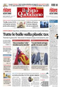 Il Fatto Quotidiano - 04 novembre 2019