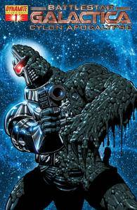 Battlestar Galactica - Cylon Apocalypse 001 2007 4 Covers Digital