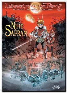 Arleston, Melanÿn & Hérenguel - Nuit Safran - Complet - (re-up)