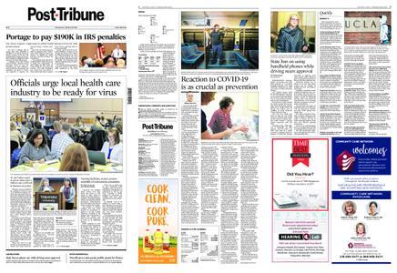 Post-Tribune – March 11, 2020