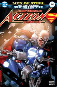 Action Comics 968 2017 2 covers Digital Zone-Empire