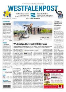 Westfalenpost Wetter - 08. Mai 2019