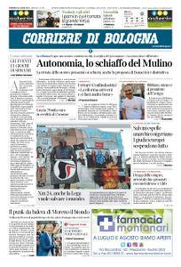 Corriere di Bologna – 21 luglio 2019
