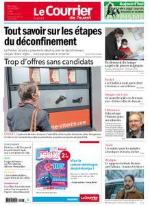 Le Courrier de l'Ouest Cholet – 12 mai 2021