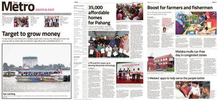 The Star Malaysia - Metro South & East – 25 August 2018