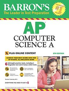 Barron's AP Computer Science A, 8th Edition